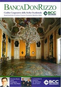 Rivista Banca Don Rizzo e Palazzo Alliata di Pietratagliata