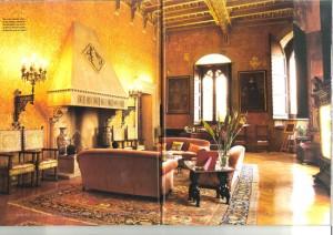 Conde Nast Traveller - Palazzo Alliata di Pietratagliata