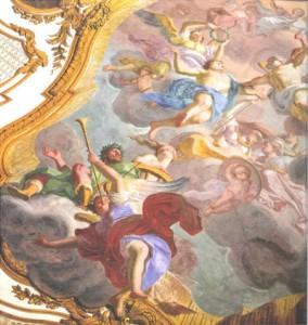 Retro de Palazzo Termine Pietratagliata tra tardogotico e neostili