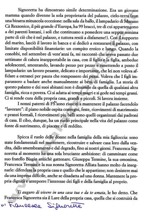 Simonetta Agnello Hornby pg.3 - Palazzo Alliatta di Pietratagliata