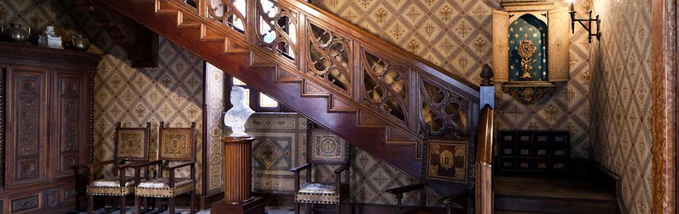 Interno Palazzo Alliata di Pietratagliata