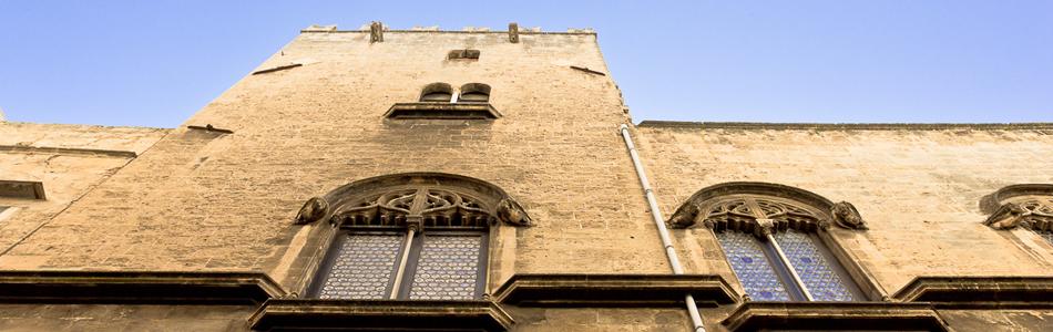 Esterno Palazzo Alliata di Pietratagliata